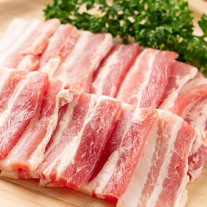 望来豚バラ(焼肉用)350g